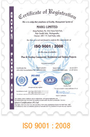 MARG-Certificate Of Registration